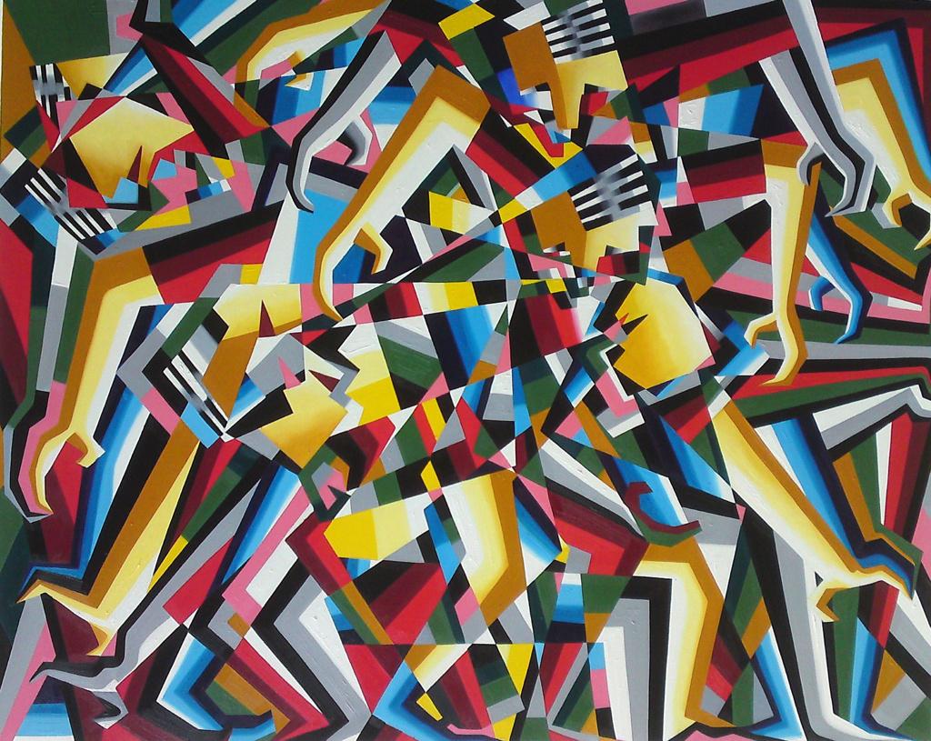 Thomas Dowdeswell |  Siamese Schizophrenic