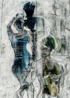 Figuration, 2001, Edgar Piel