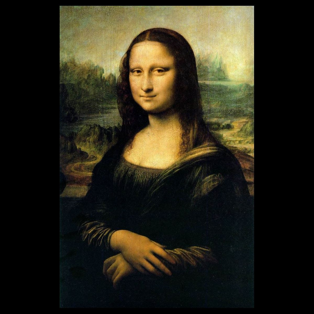 "Da Vinci ""The Mona Lisa"""