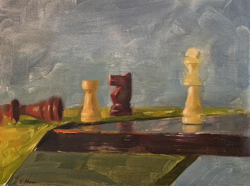 Erick von Hoffmann | Chess Pieces