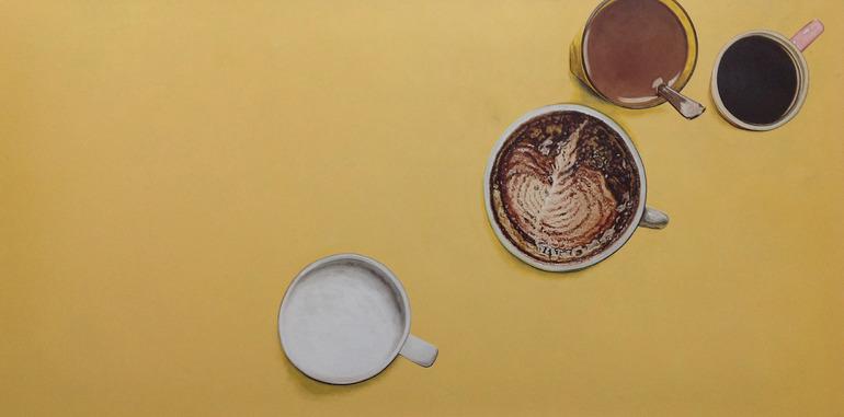 Coffee Jonathan Sparrow