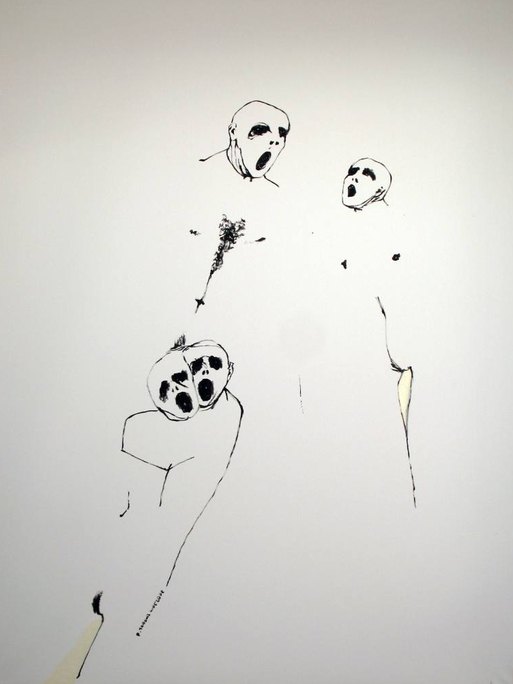 Ventsislav Zankov | New Ghostly Paining #6