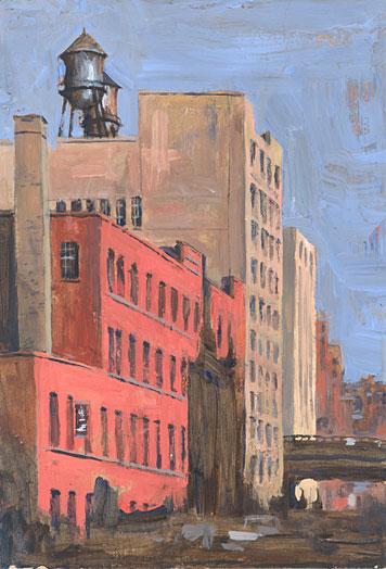 Twenty-fifth Street Jeff Faerber