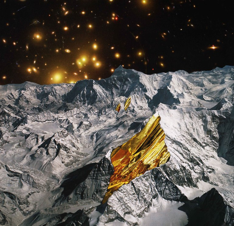 Gold Mountain Jonathan Sparrow