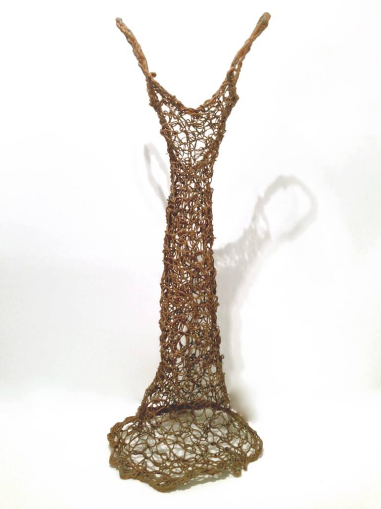 Susan Freda | Cupre (Copper) Dress