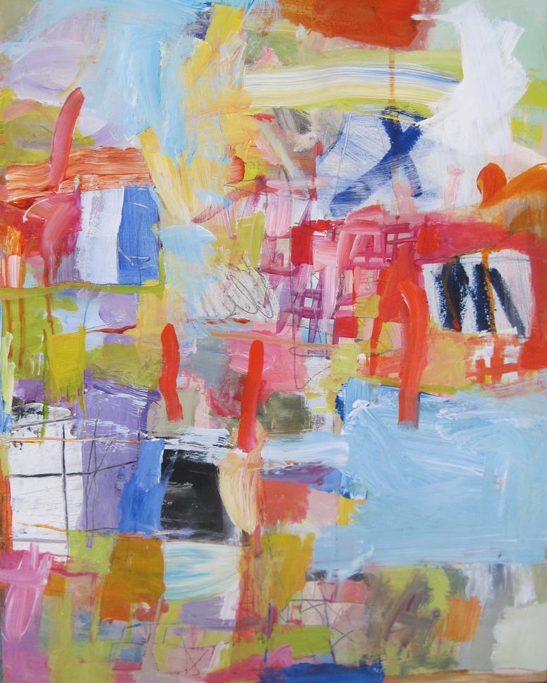 "Michelle Daisley Moffitt, ""Division,"" 2013"