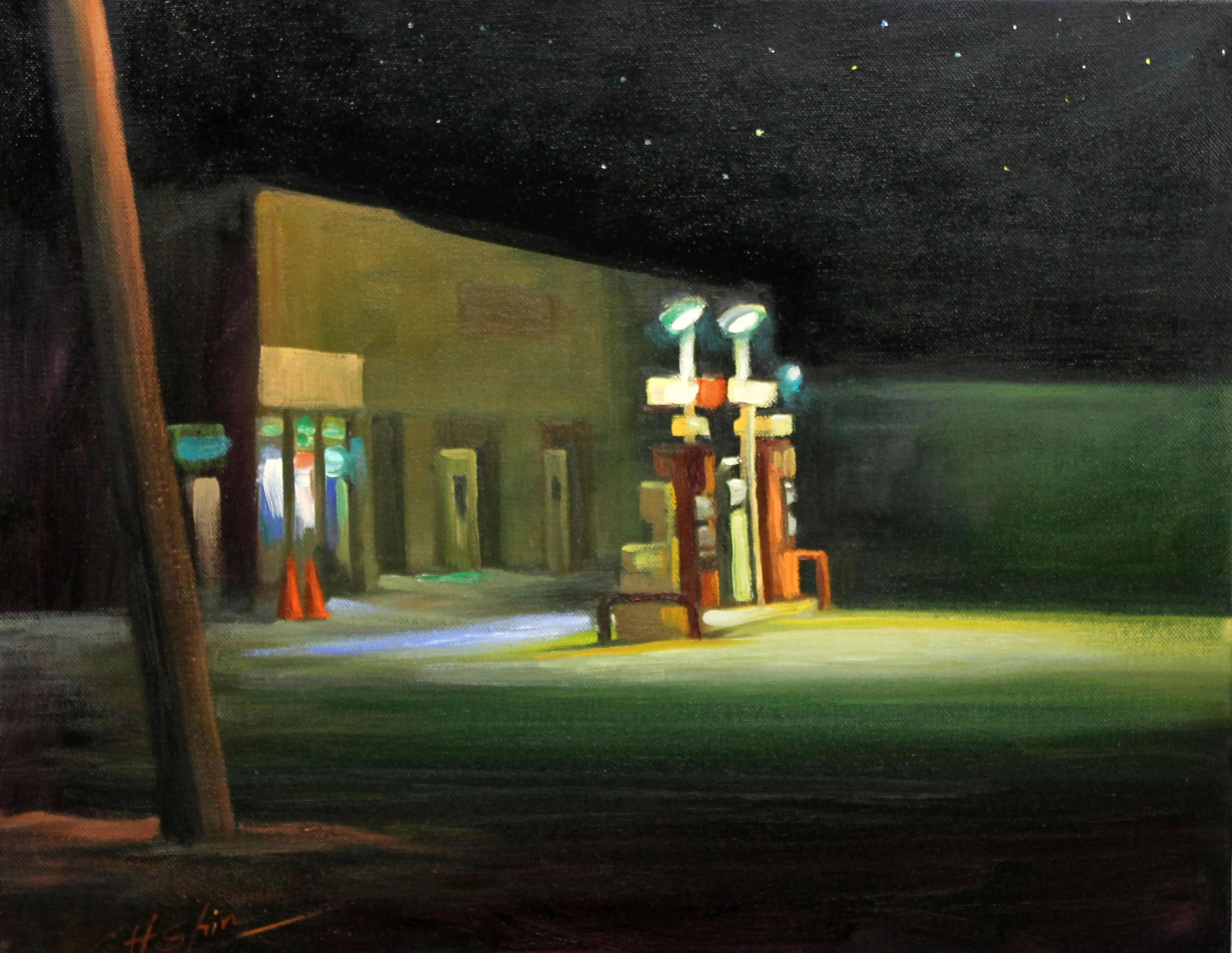 Chin H. Shin GAS STATION