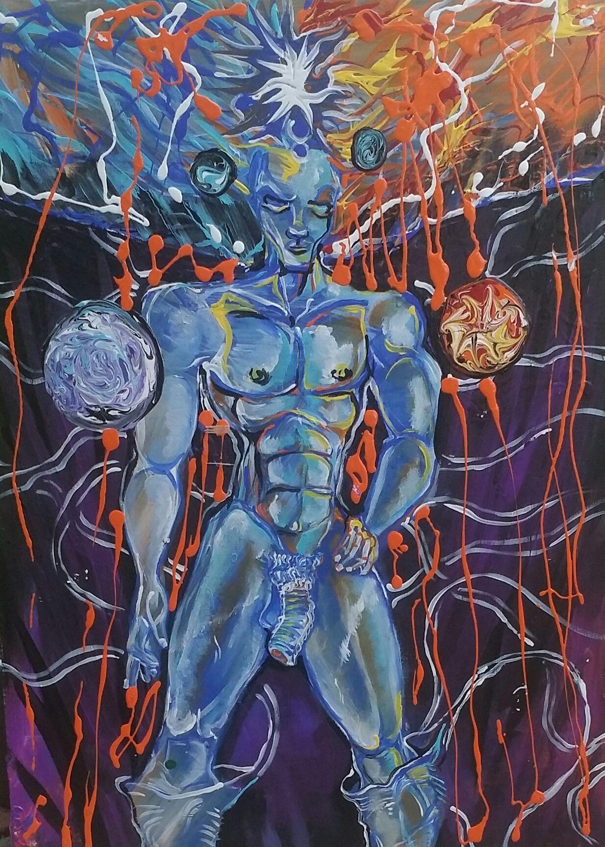 Pegasus...the next God by Kendrick DeWayne