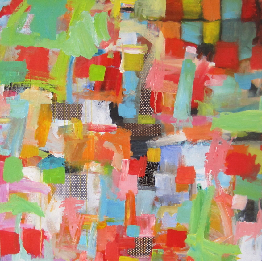 """Michelle Daisley Moffitt, """"A Fine Mess"""" 2012"""