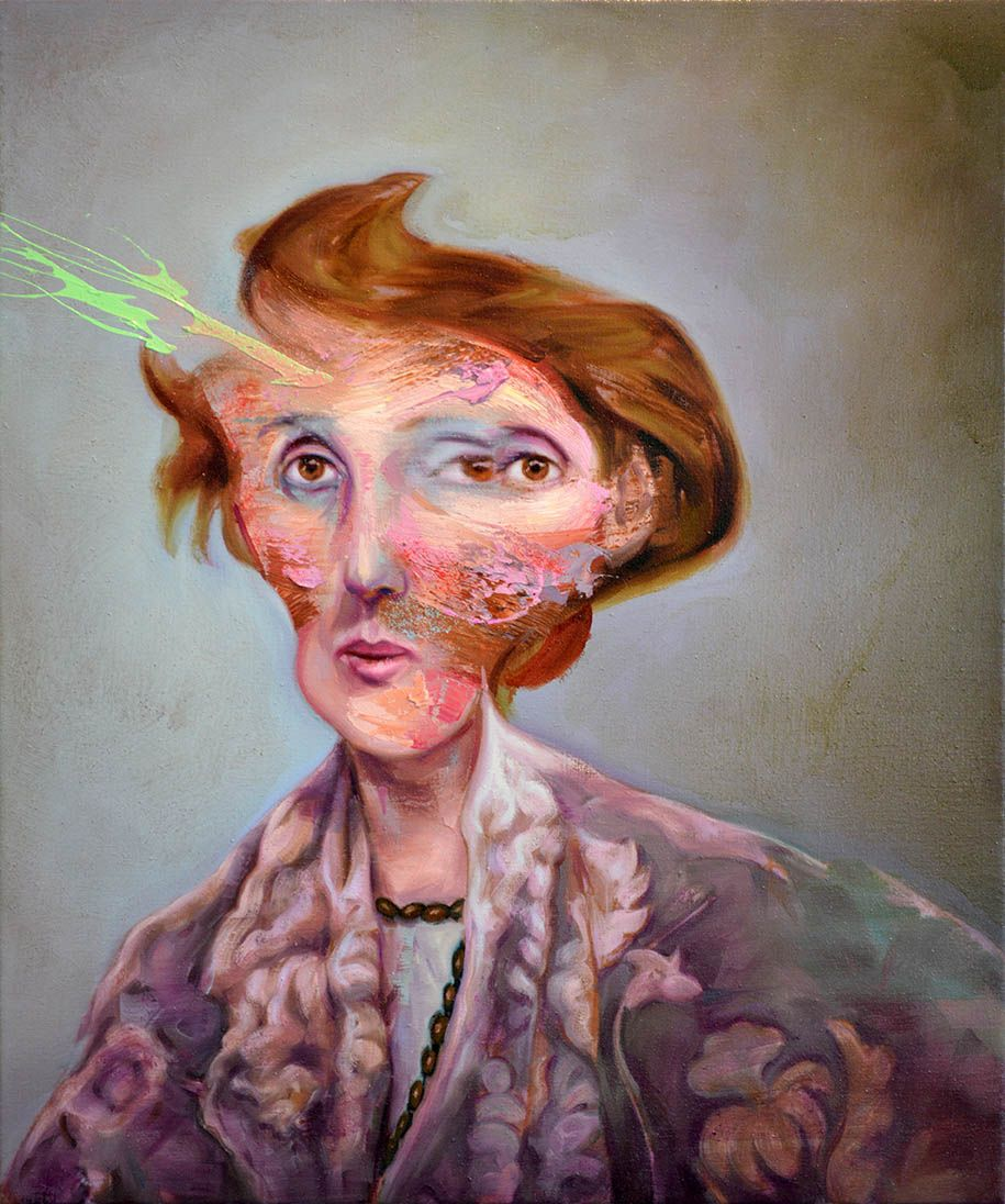 Virginia Woolf (Study I)