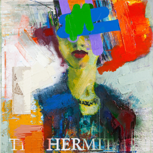 Advertising The Hermitage | 2016