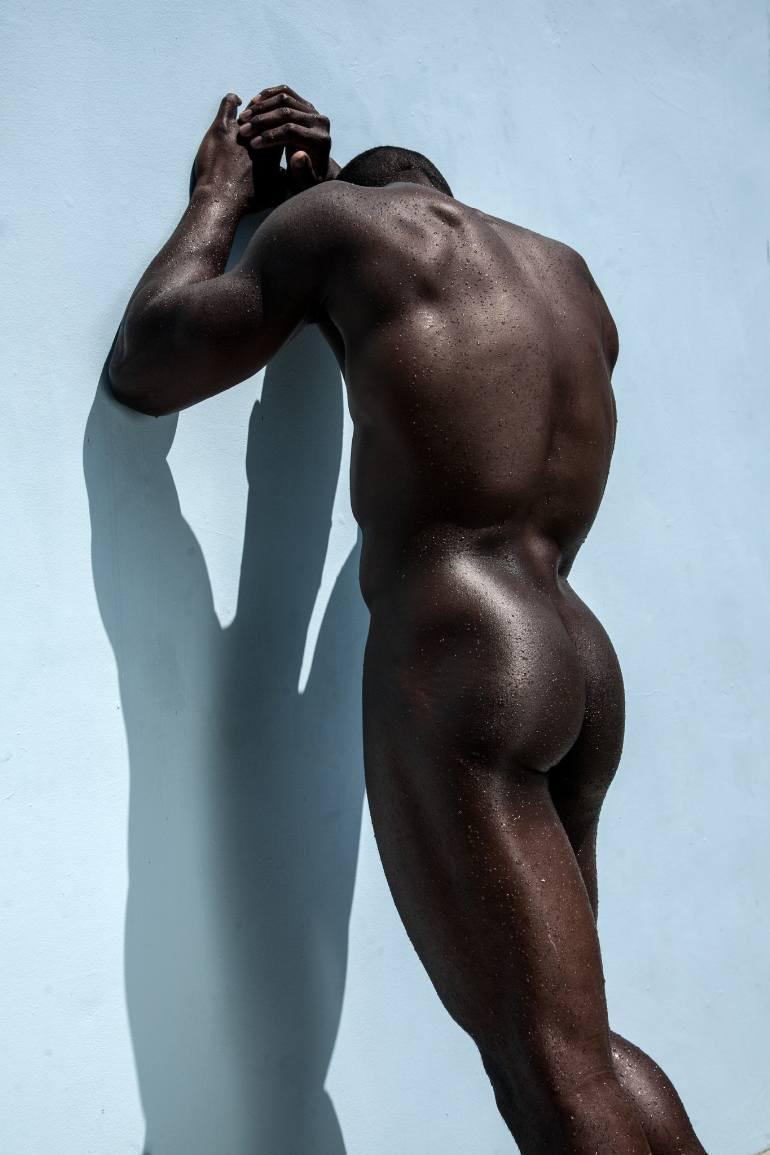 Gregory Prescott | Blue Nude
