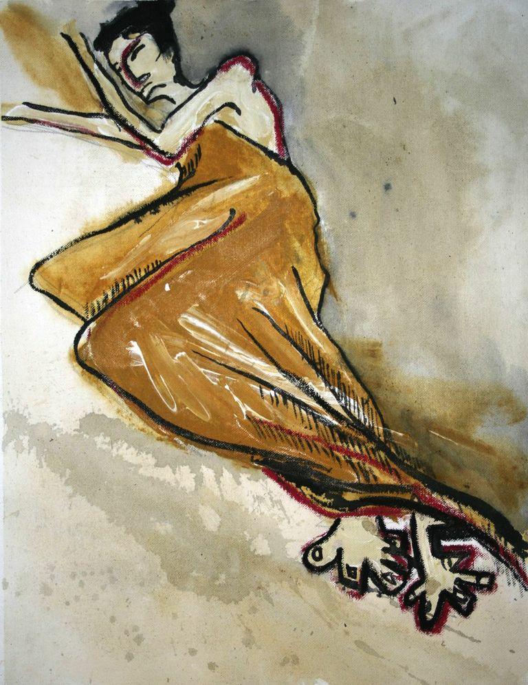 SLEEPY by Lara Padilla Lopez