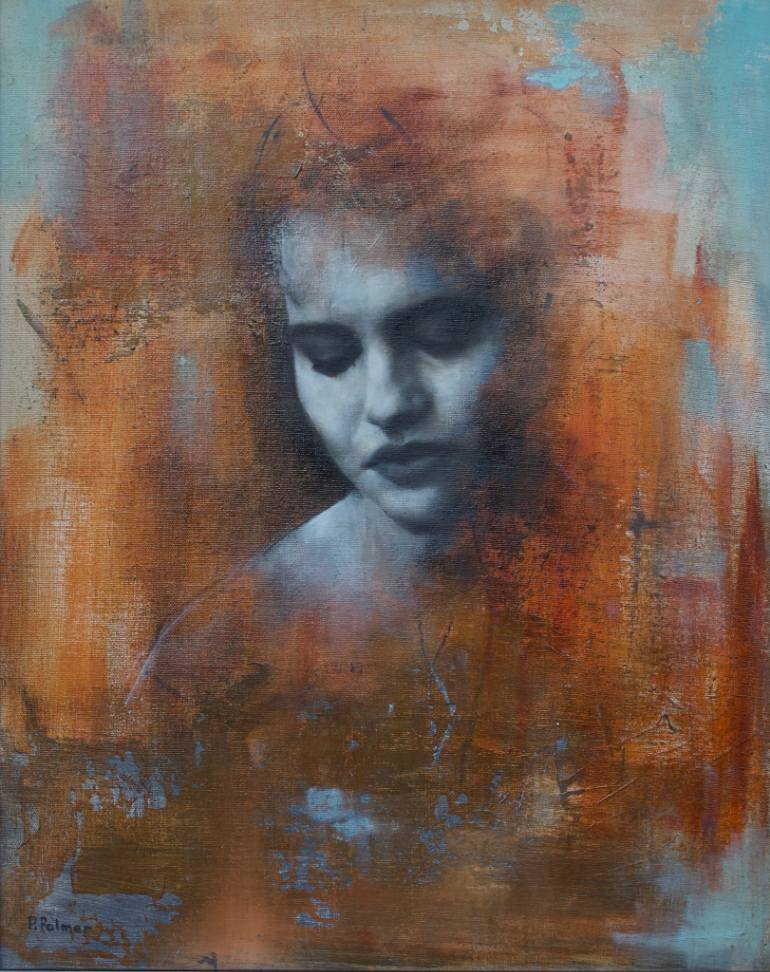 Portrait of Helena Bonham Carter - Limited Edition Giclee Print 1/25