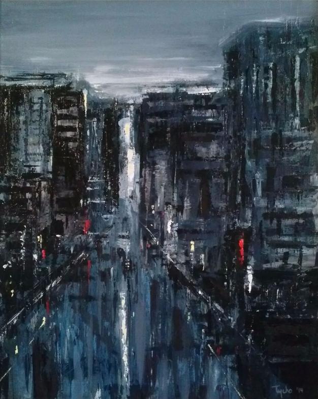 Urban Rhapsody #5