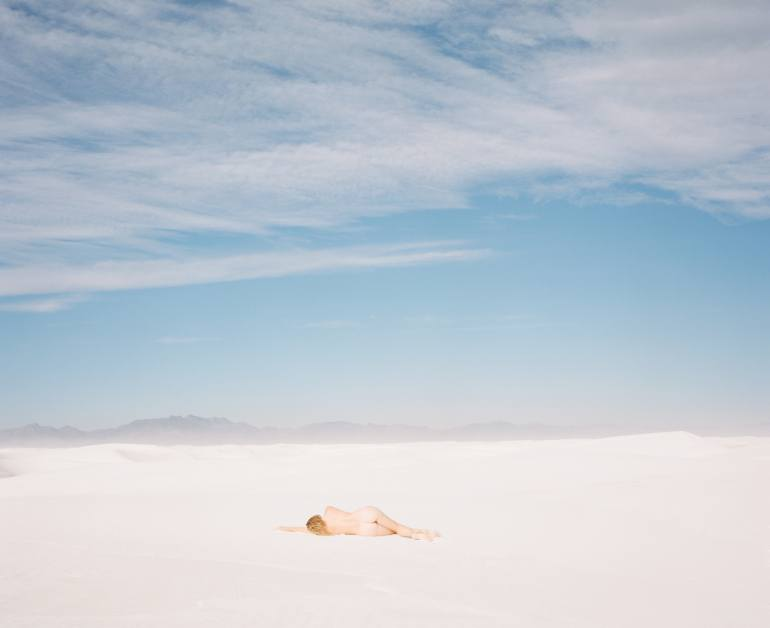 White Sands III : Edition of 24