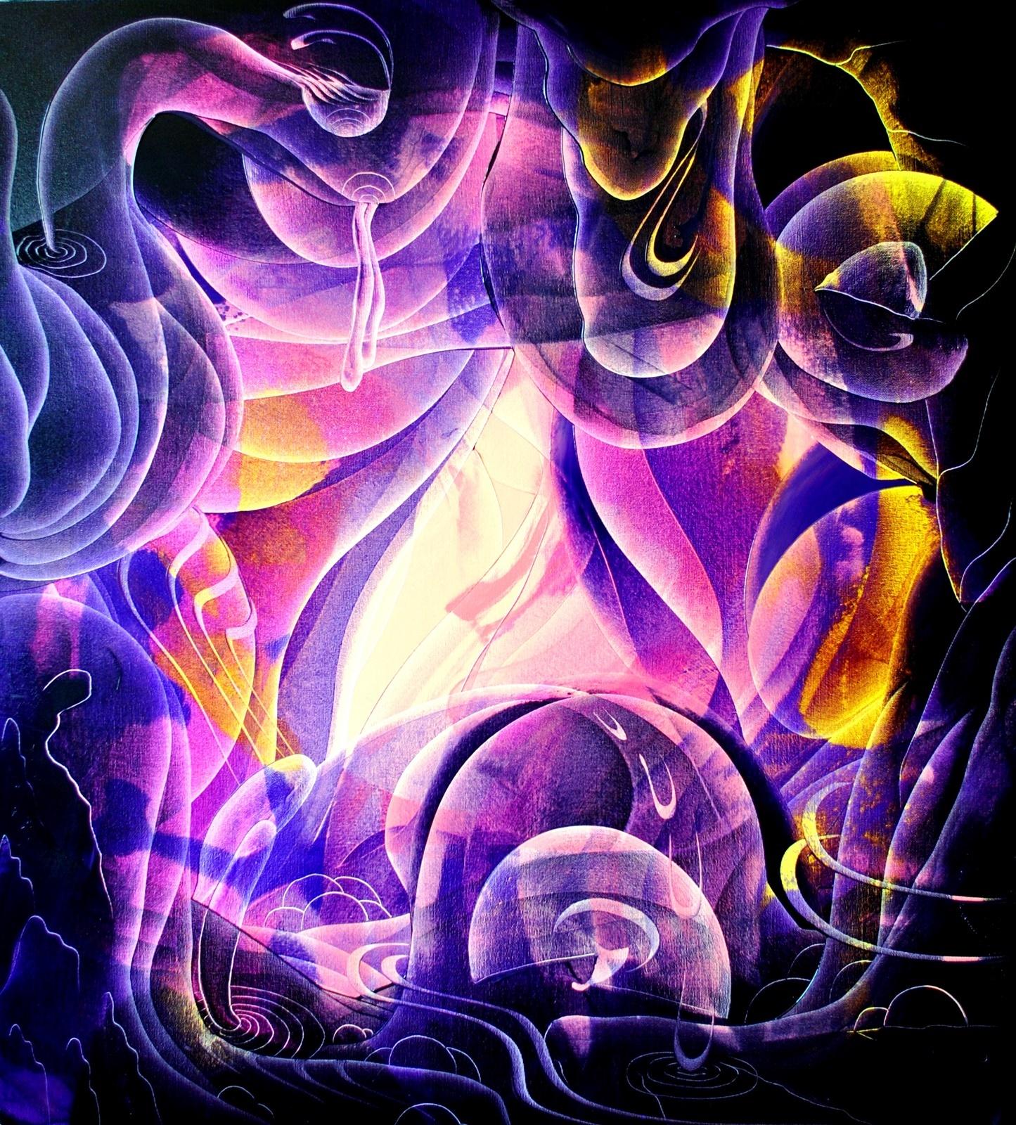 Mauricio Paz Viola | Light at Night
