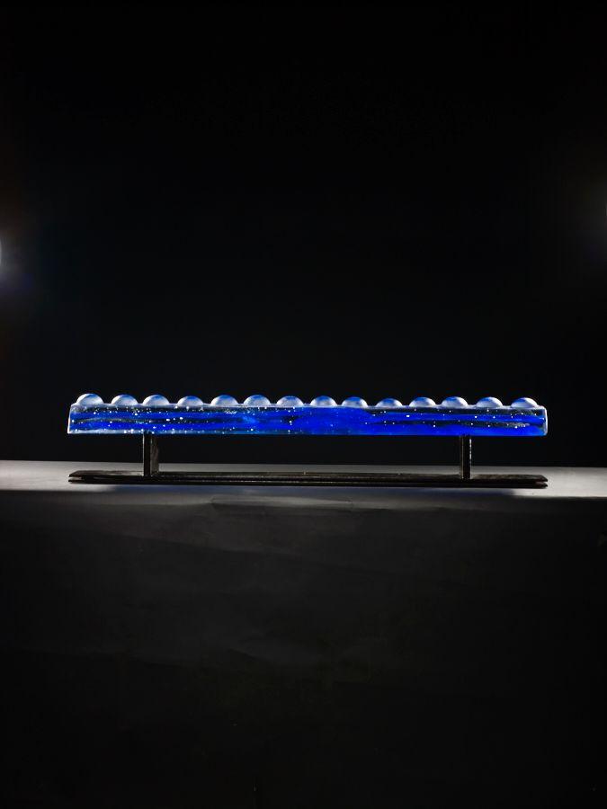 Cobalt Blue Stratum