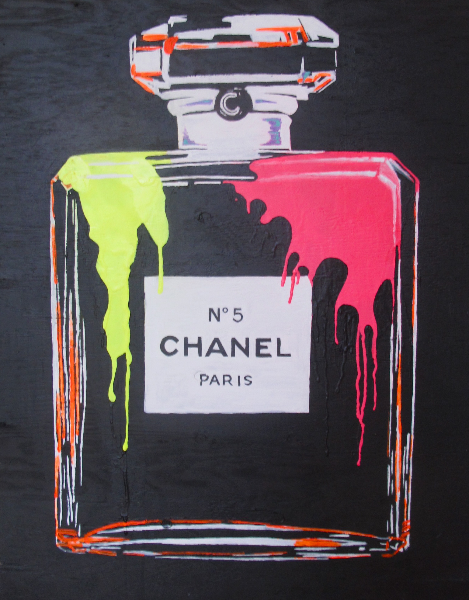 Chanel No. 5,by Louis-Nicolas Darbon