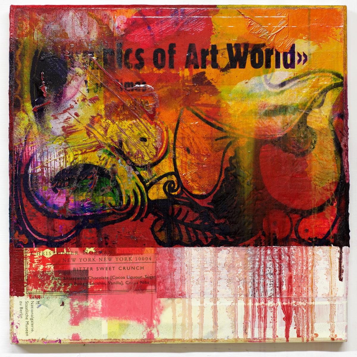 Artworld | Advertisement Artforum