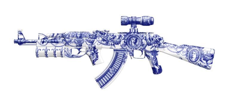 DELFT AK-47