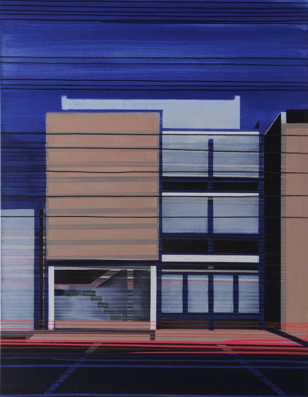 Façade 1, 2004