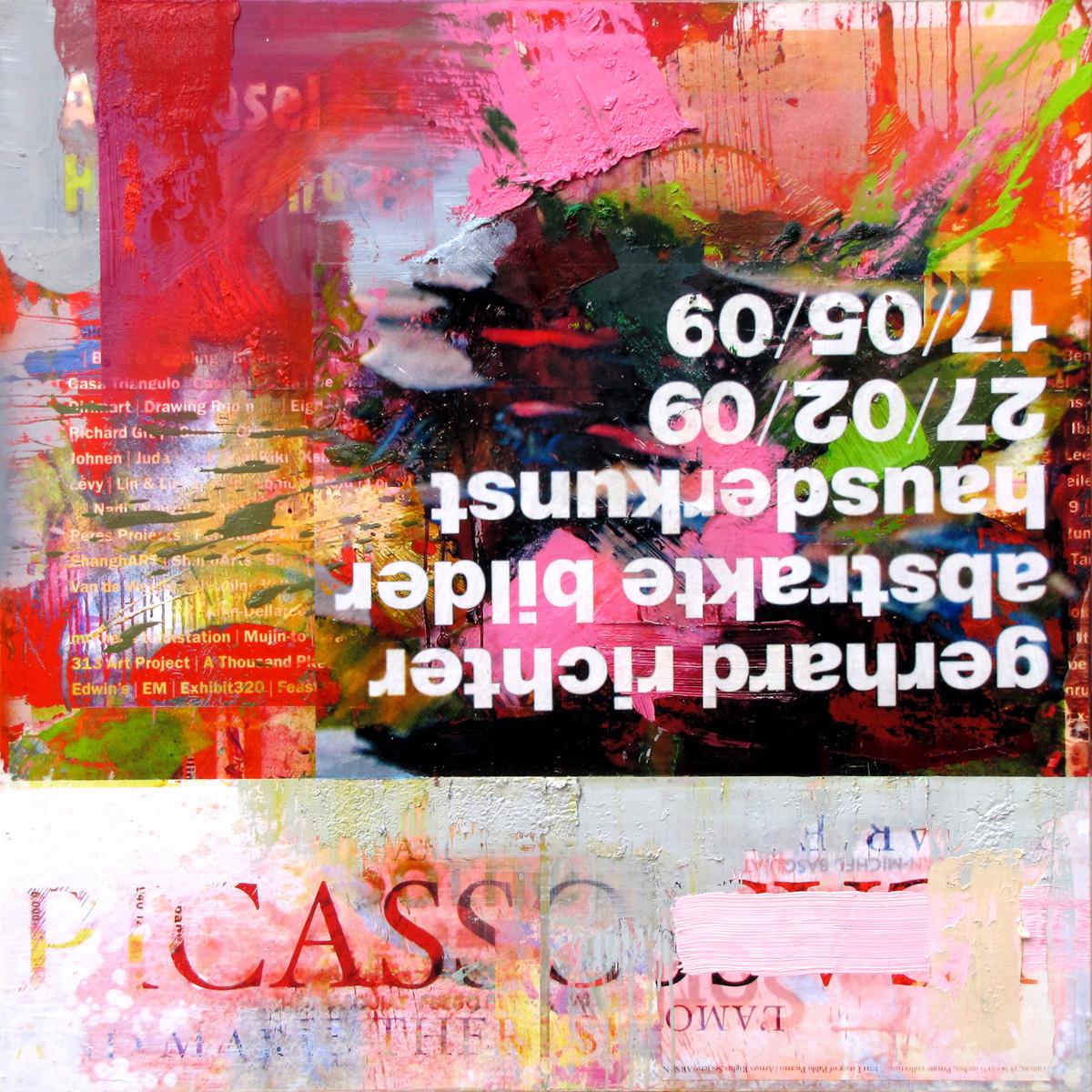 Richter |Advertisement Artforum