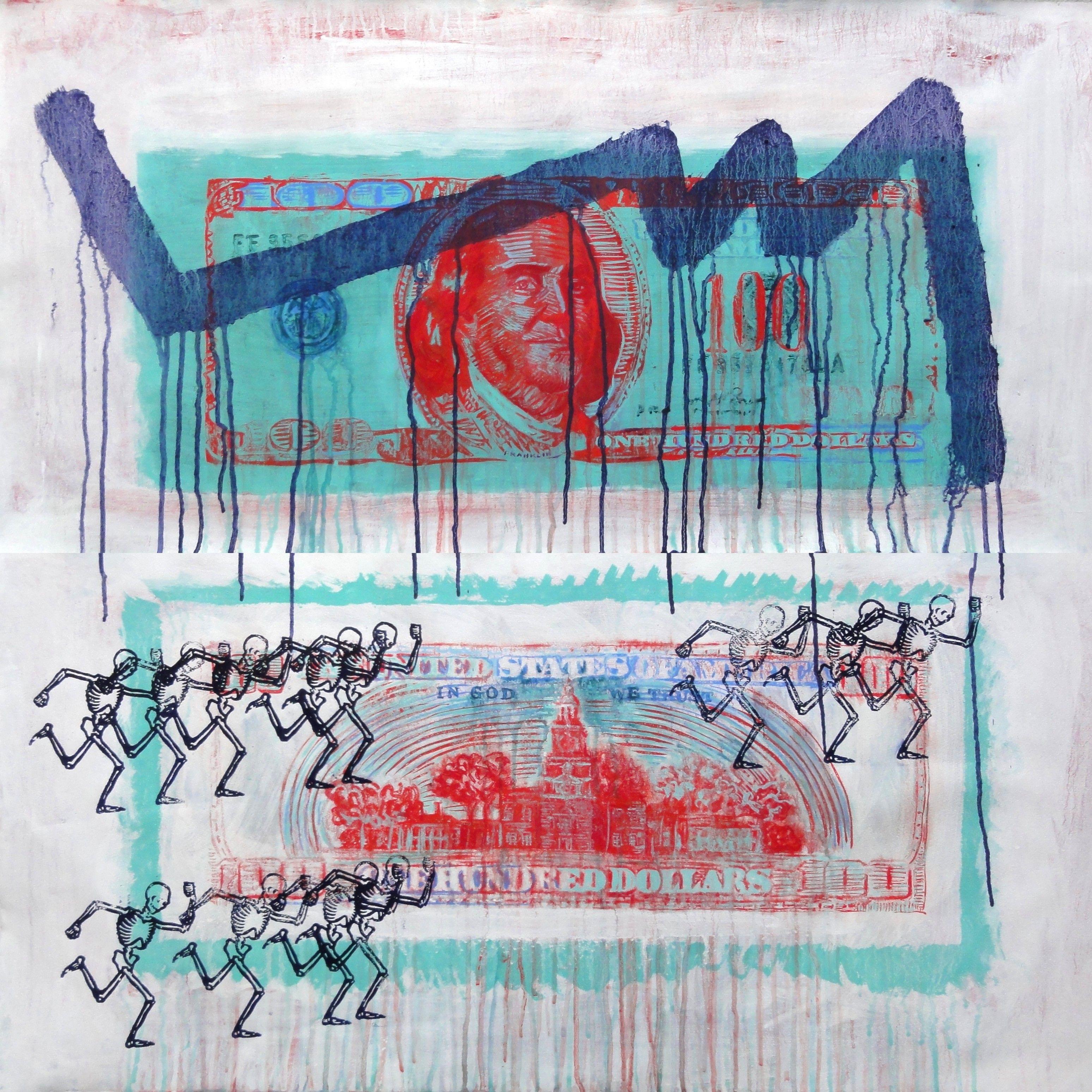 Running on Empty S-N°5 by Julien Guibreteau