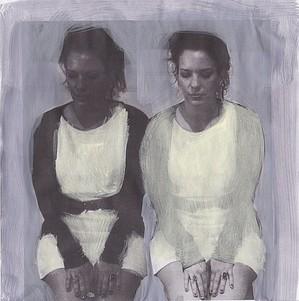 je, moi (first sketch), Jessica Rimondi