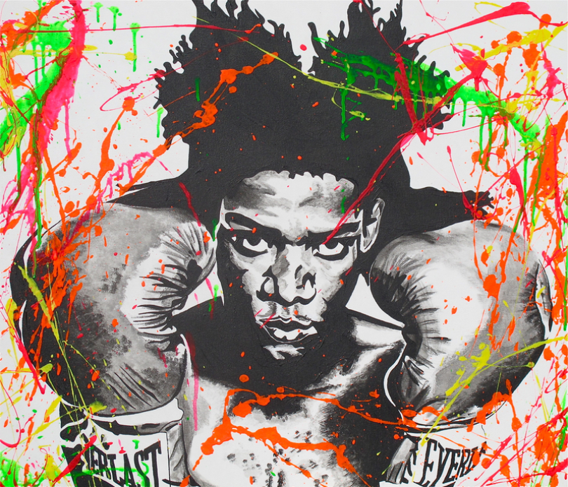 BASQUIAT by Louis-Nicolas Darbon