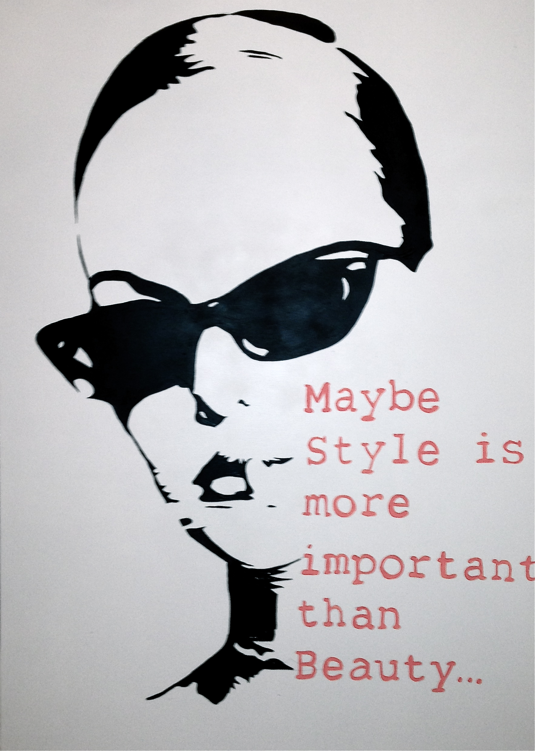 Style is More Important than Beauty by Louis-Nicolas Darbon