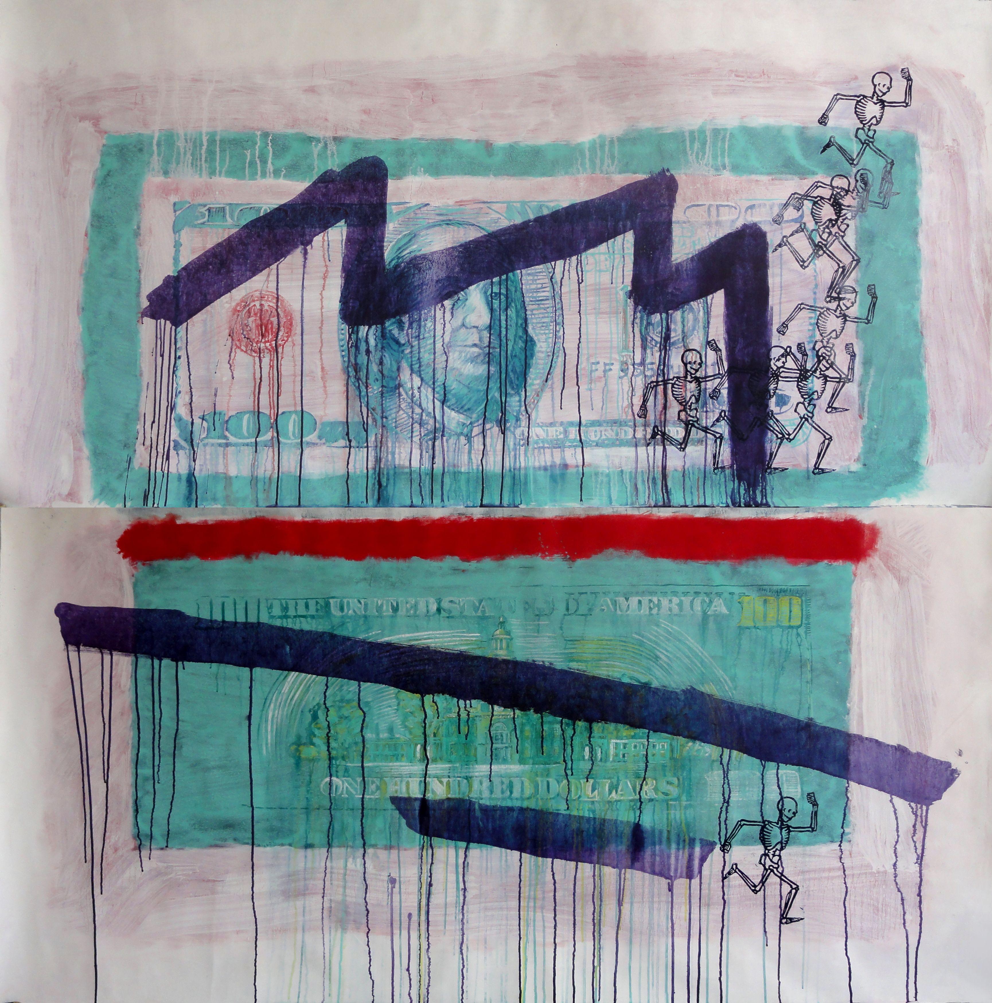 Running on Empty L-N°2 by Julien Guibreteau