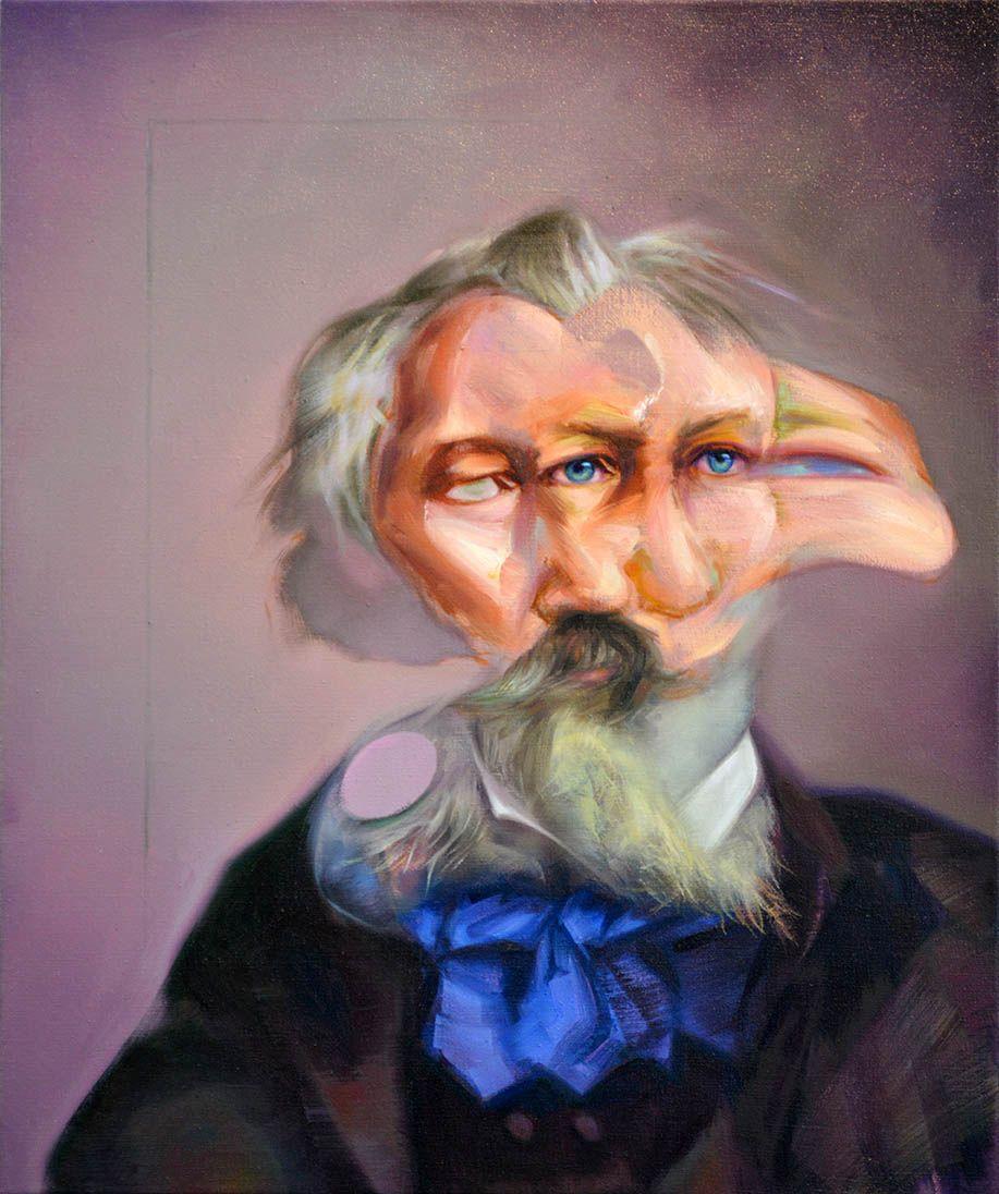 Johannes Brahms (Study II),
