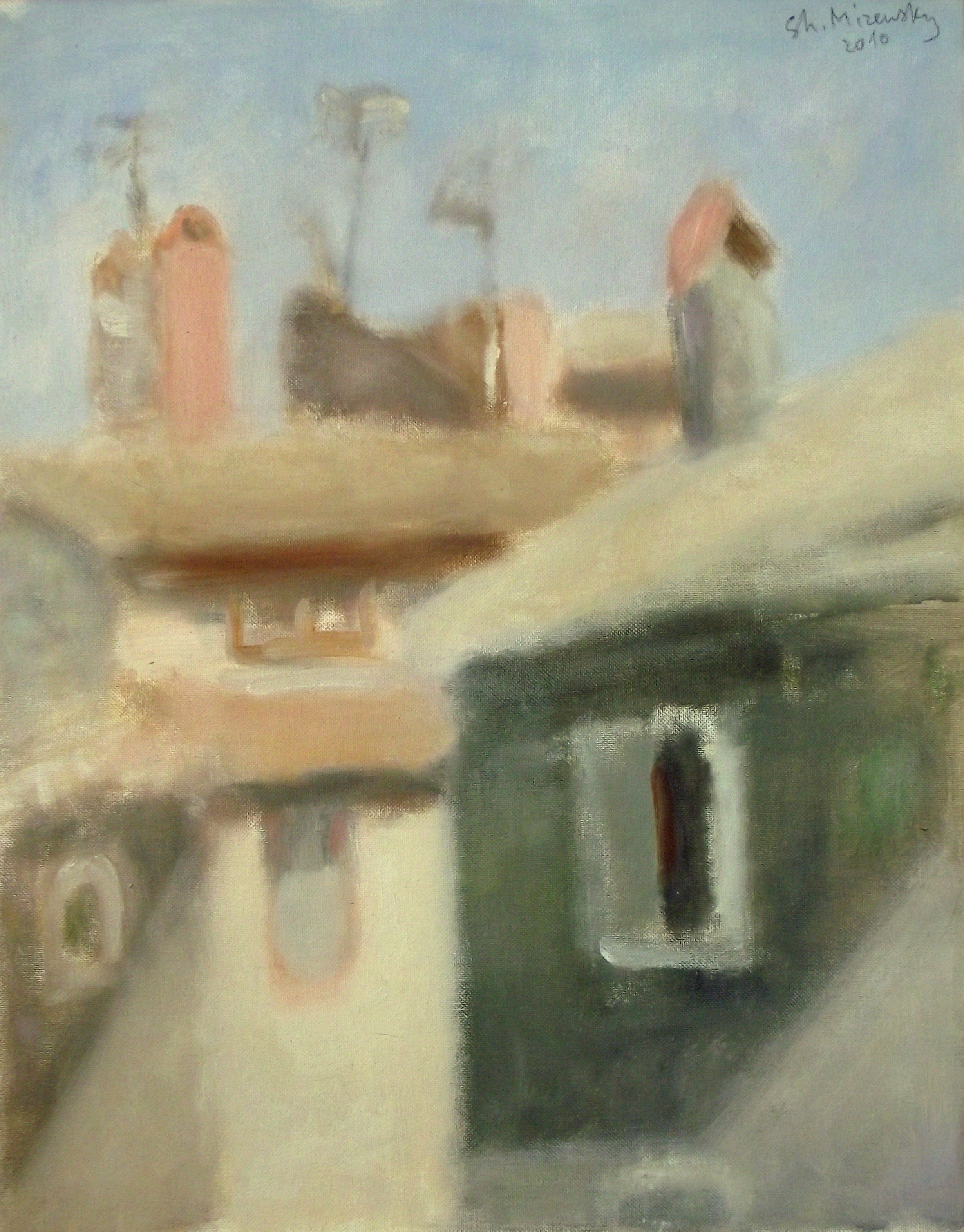 """Roofs. Pertuis"""