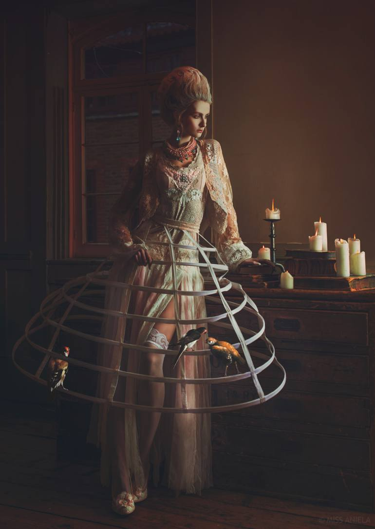 Miss Aniela | Birdcage, *Special price for first in edition* 1/5, medium
