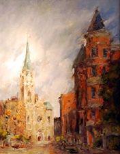 DeSales Church by Patrick Romelli