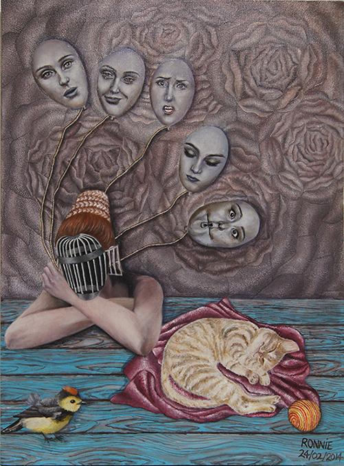 Ronnie Jaing | Masks