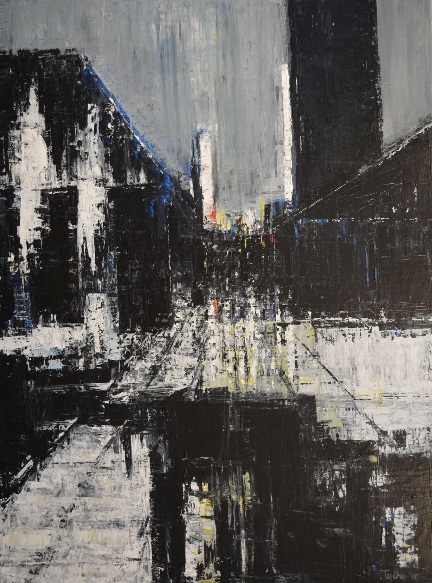 Urban Composition #3