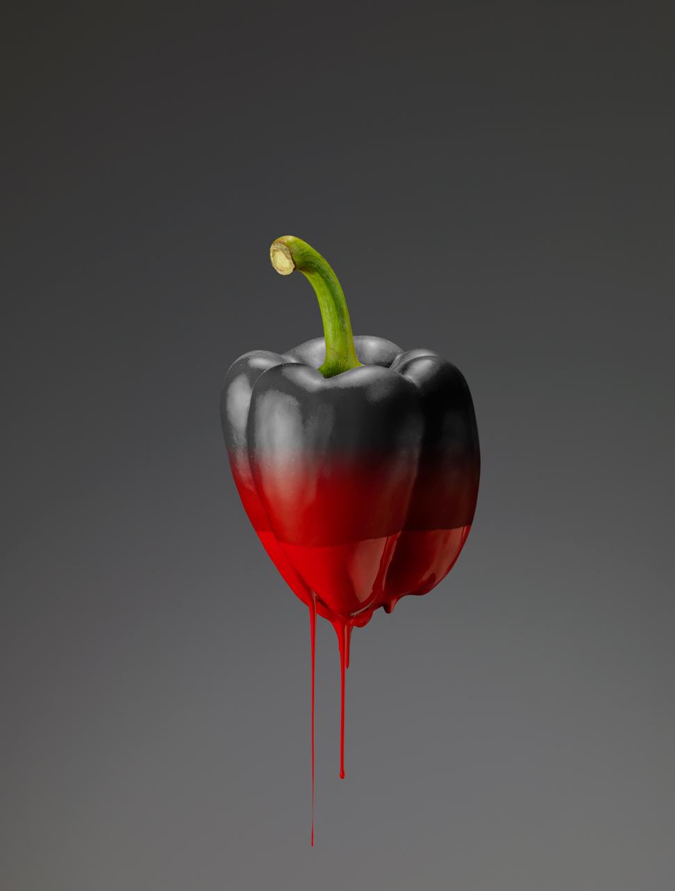 COLORS    Pepper