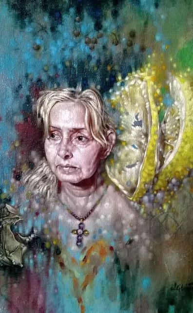 Mothers portrait