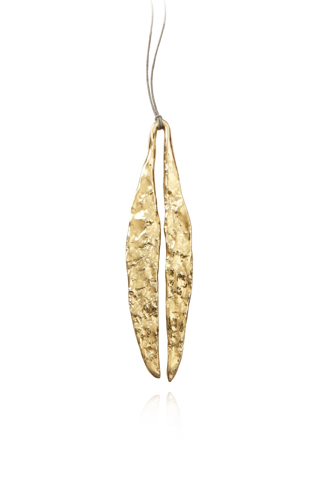 Quarry Long Leaf Pendent