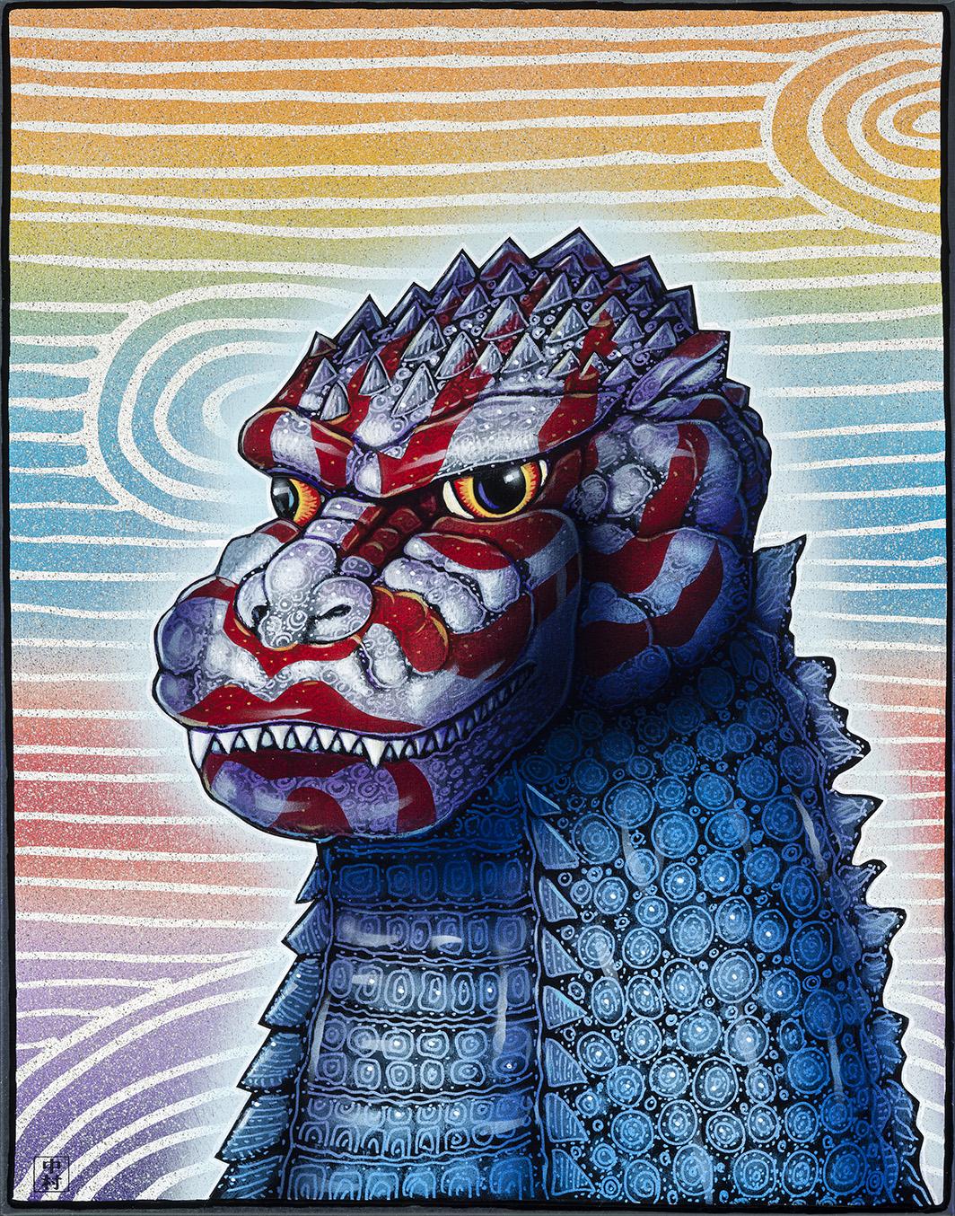 Joel Nakamura | Kabuki Godzilla
