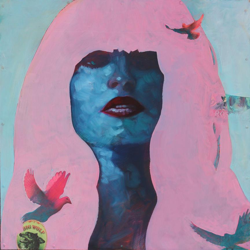 D.L. Warfield | Pink Cashmere