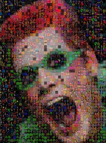 Jim Carrey collage