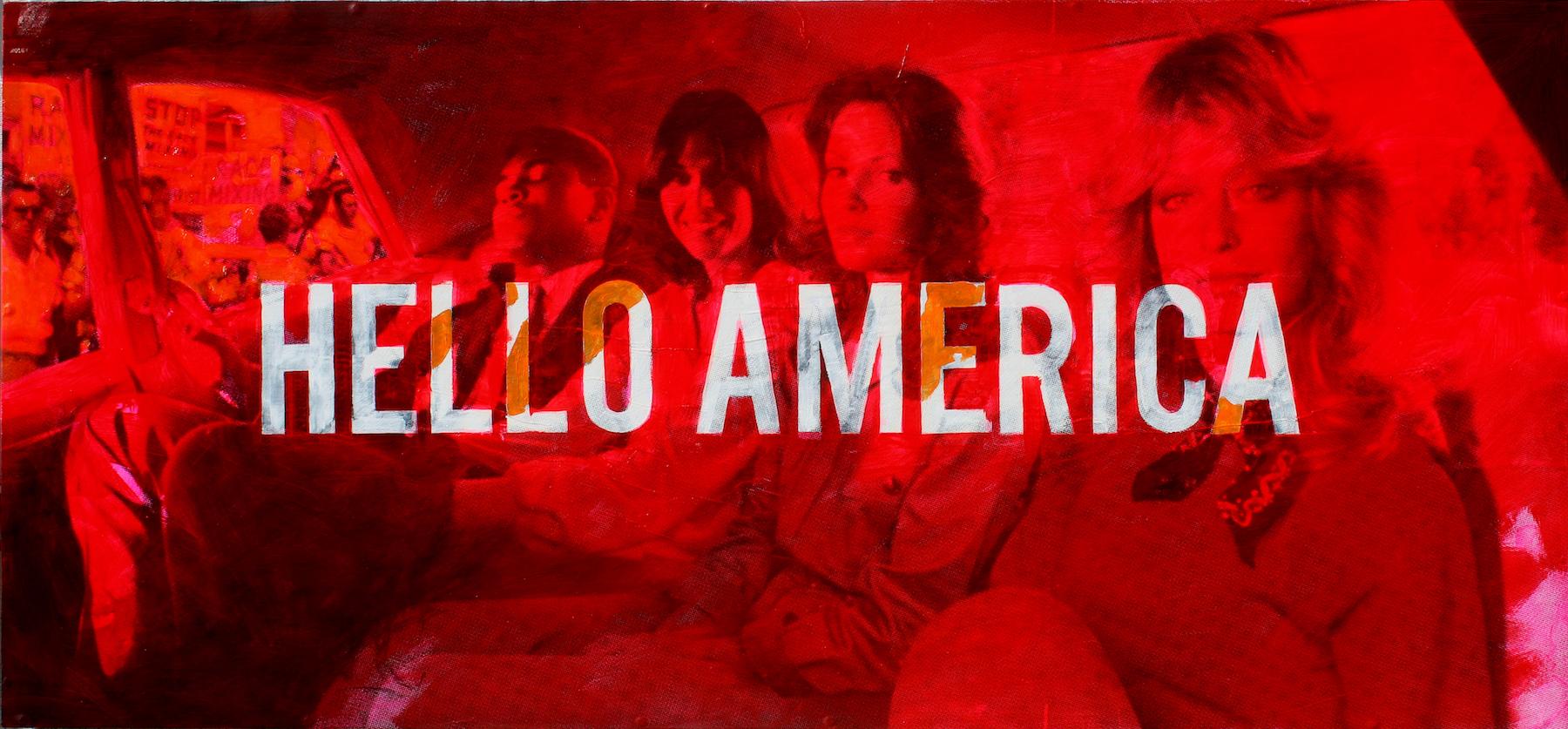 D.L. Warfield | Hello America - Ali and the Angles
