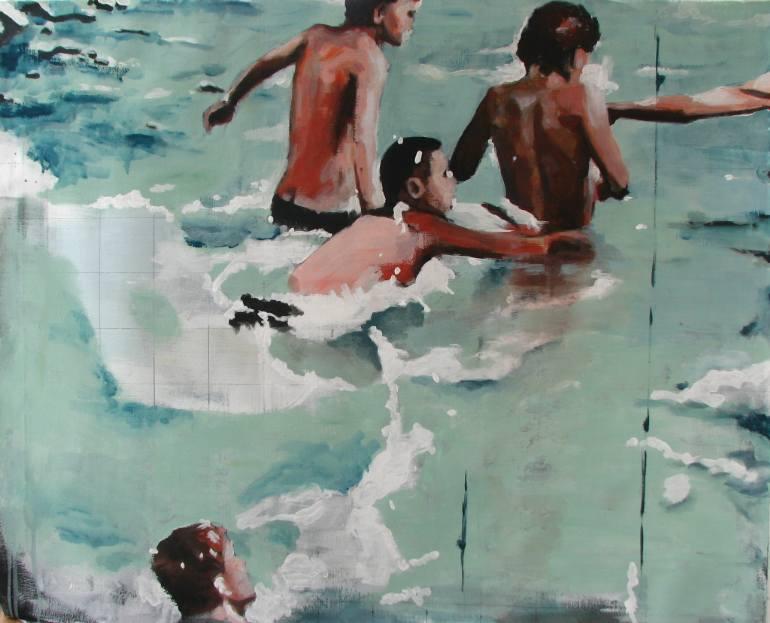 Stefan Doru Moscu | Water boys