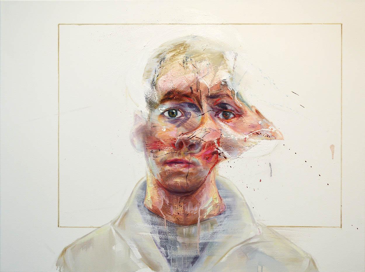 Étude d'autoportrait (Self-portrait Study)