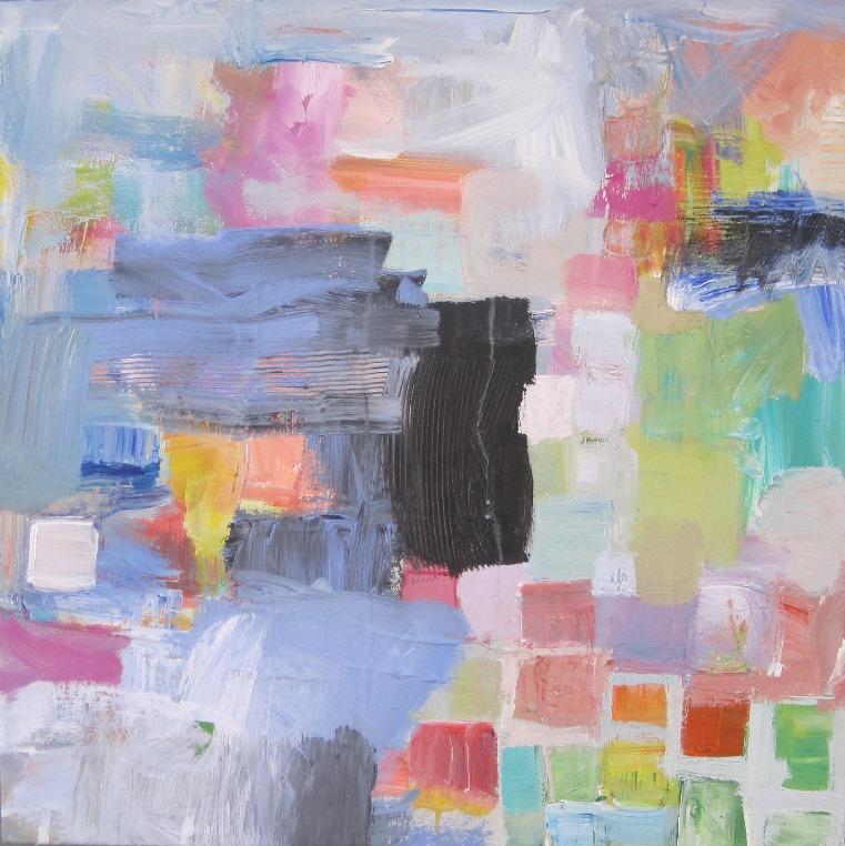 "Michelle Daisley Moffitt, ""Stormy Monday,"" 2013"
