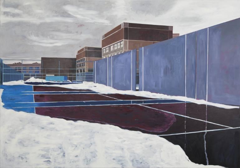 Handball Court