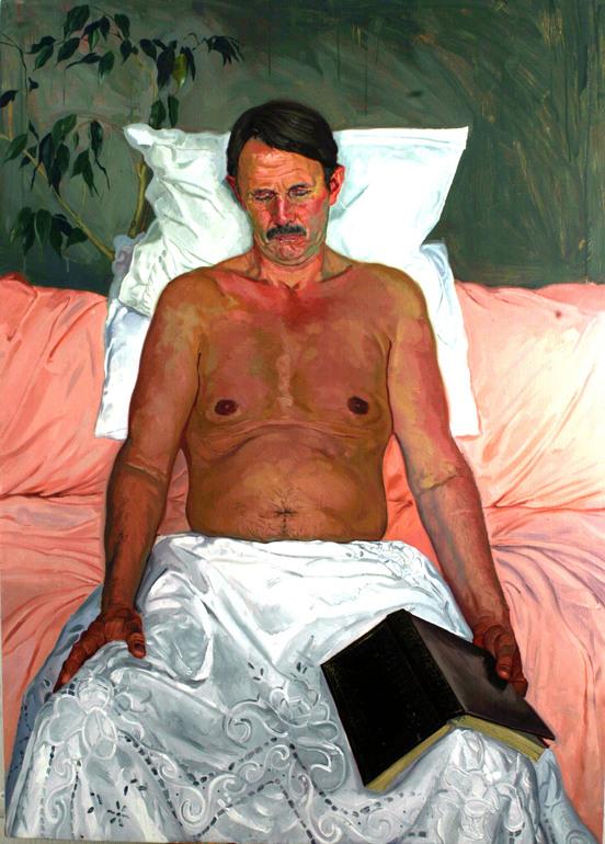 Portrait of my father, (2007), Stefan John Orlowski